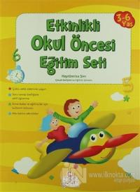 Etkinlikli Okul Öncesi Eğitim Seti (12 Kitap)