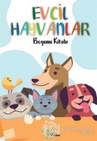 Evcil Hayvanlar - Boyama Kitabı