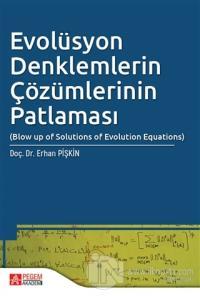 Evolüsyon Denklemlerin Çözümlerinin Patlaması