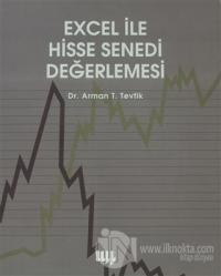 Excel ile Hisse Senedi Değerlemesi %15 indirimli Arman T. Tevfik