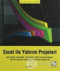 Excel ile Yatırım Projeleri %15 indirimli Arman T. Tevfik