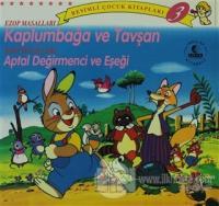 Ezop Masalları Kaplumbağa ve Tavşan / Aptal Değirmenci ve Eşeği Aisopo