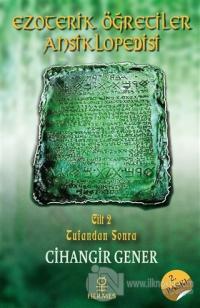 Ezoterik Öğretiler Ansiklopedisi Cilt 2 (Ciltli)