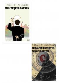 F. Scott Fitzgerald 2 Kitap Takım