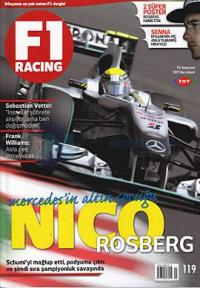 F1 Racing Sayı: 119