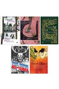 Fantastik Edebiyat Seti (5 Kitap Takım) %35 indirimli Hiromi Goto