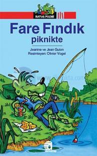 Fare Fındık Piknikte (7-9 Yaş)