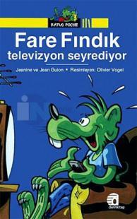 Fare Fındık Televizyon Seyrediyor (6-7 Yaş)