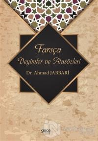 Farsça Deyimler ve Atasözleri %25 indirimli Ahmad Jabbari