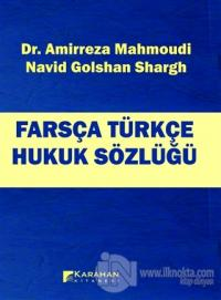 Farsça Türkçe Hukuk Sözlüğü