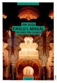 Faslu'l Makal  Felsefe-Din İlişkisi