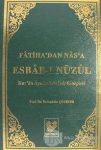 Fatiha'dan Nas'a Esbab-ı Nüzul Cilt: 1 (Ciltli) %10 indirimli Bedreddi