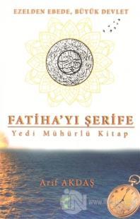 Fatiha'yı Şerife Yedi Mühürlü Kitap
