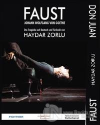 Faust ile Don Juan Türkçe - Almanca (2 Kitap Set)