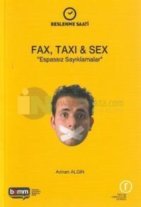 Fax,Taxi & Sex