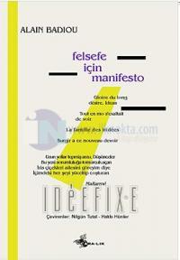 Felsefe İçin Manifesto Alain Badiou