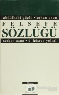 Felsefe Sözlüğü (Ciltli)