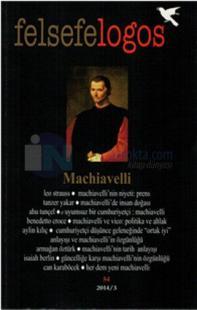 Felsefelogos Sayı: 54 Machiavelli
