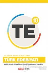 Fem 2014 10. Sınıf Türk Dili ve Edebiyatı Konu Anlatımlı