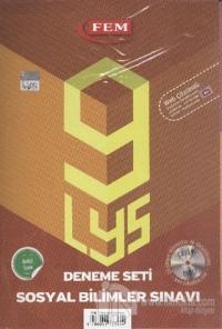 Fem 2014 Çözüm DVD'li LYS 9 Deneme Seti - Sosyal Bilimler Sınavı