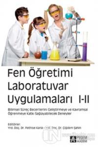 Fen Öğretimi Laboratuvar Uygulamaları 1-2 Kolektif