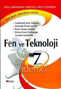 7.Sınıf Kitapları Fen ve Teknoloji 7