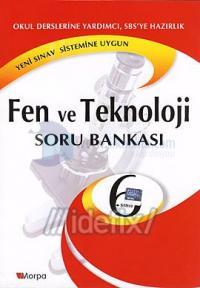 Fen Ve Teknoloji Soru Bankası 6. Sınıf