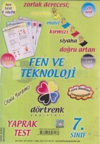 Dörtrenk 7. Sınıf Fen ve Teknoloji Y.T.