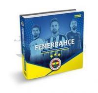 Fenerbahçe 2014 - 2015 Sezon Taraftar Albümü ve Kartları