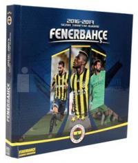 Fenerbahçe 2016-2017 Sezon Taraftar Albümü ve Futbolcu Kartları - Özel Seri