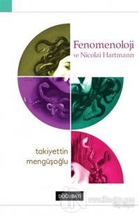 Fenomenoloji ve Nicolai Hartmann