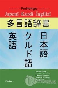 Ferhanga Japoni - Kurdi - İngilizi