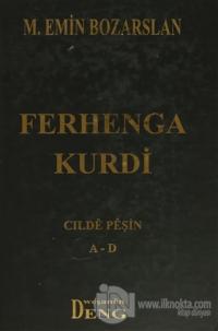 Ferhenga Kurdi (Ciltli)