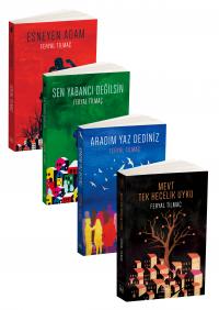 Feryal Tilmaç 4 Kitap Takım
