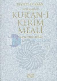 Feyzü'l Furkan - Açıklamalı Kur'an-ı Kerim Meali  (Cep Boy - Gri Kapak)