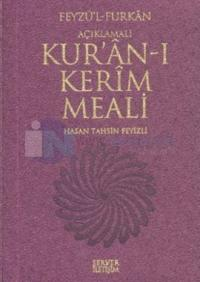 Feyzü'l Furkan - Açıklamalı Kur'an-ı Kerim Meali  (Cep Boy - Mor Kapak)