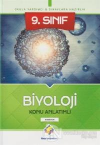 Final 9. Sınıf Biyoloji Konu Anlatımlı