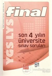 Final YGS LYS Son 4 Yılın Üniversite Sınav Soruları