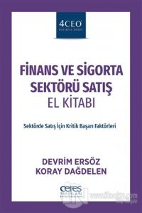 Finans ve Sigorta Sektörü Satış El Kitabı Devrim Ersöz