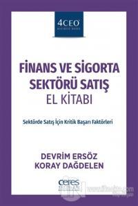 Finans ve Sigorta Sektörü Satış El Kitabı