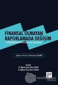 Finansal Olmayan Raporlamada Değişim