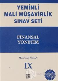 Finansal Yönetim - Yeminli Mali Müşavirlik Sınav Ciilt 9 (Ciltli) Mert