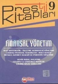Finansal Yönetim - Prestij Kitapları 9