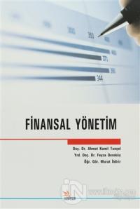 Finansal Yönetim %13 indirimli Ahmet Kamil Tunçel