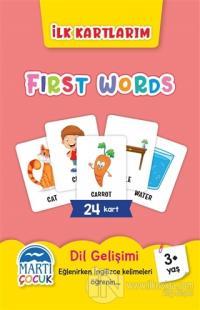 First Words - İlk Kartlarım