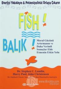 Fish! - Balık (Ciltli)