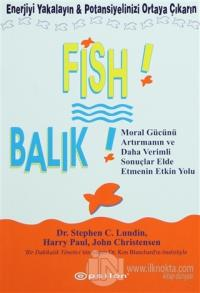 Fish! - Balık %25 indirimli Harry Paul Carey