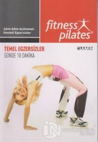 Fitness ve Plates Temel Egzersizler Günde 10 Dakika