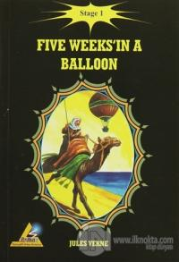 Five Weeks in a Balloon - Stage 1