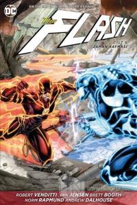 Flash Cilt 6 Zaman Kayması